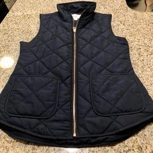 Market & Spruce quilted vest
